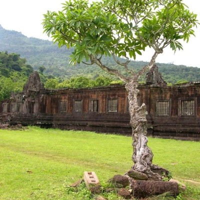 Wat Phu (meaning 'mountain temple')