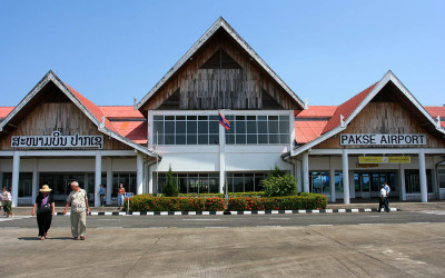 Flights from/to Pakse
