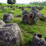 Plain of Jars in Xieng Khuang