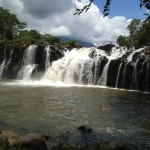 Tadlo waterfall in Pakse